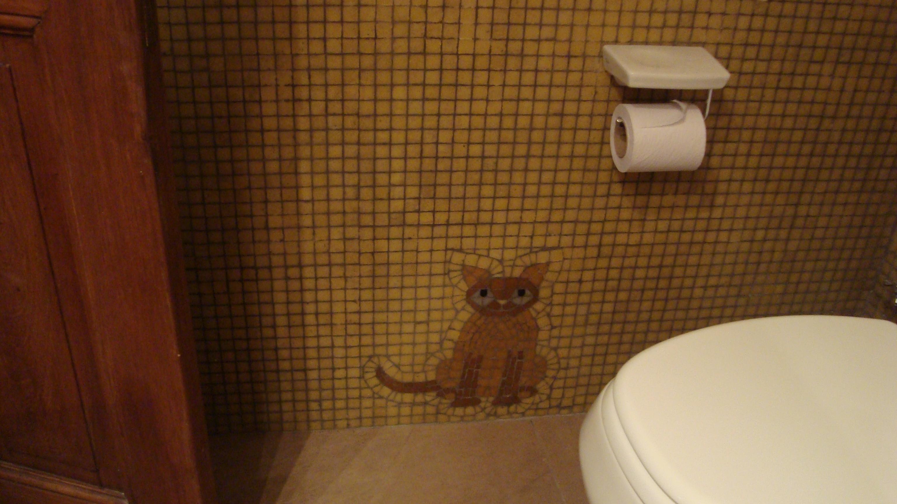 los gatos de rachel | mosaico veneciano
